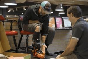 ¿Cómo se rompen las nuevas botas de esquí?