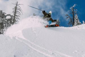 Cómo esquiar en Black Diamonds