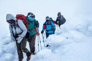 ¿Qué es Ski Touring?