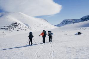 Cómo esquiar a campo traviesa