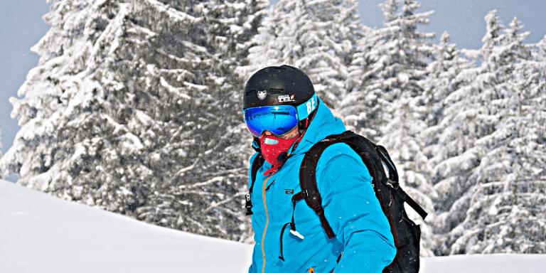 ¿Necesitas gafas para esquiar?
