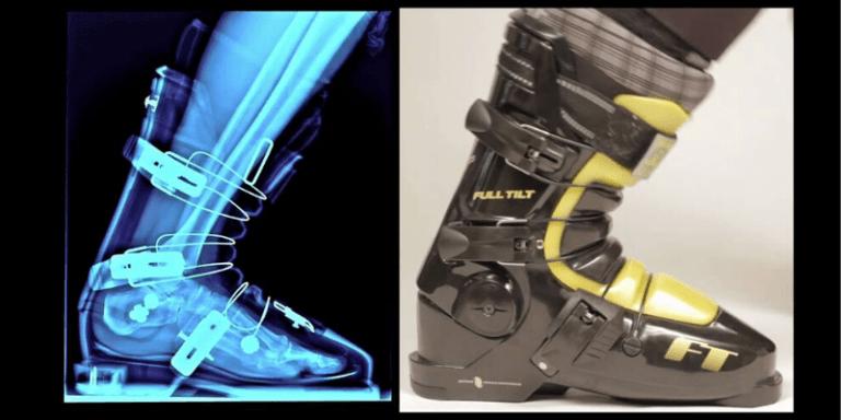 ¿Qué tan apretadas deben ser las botas de esquí?