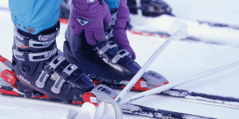 Cómo guardar las botas de esquí