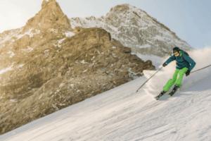 Cómo convertirse en instructor de esquí