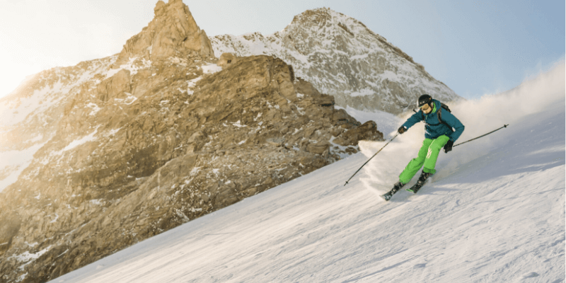 Teach Kids To Ski