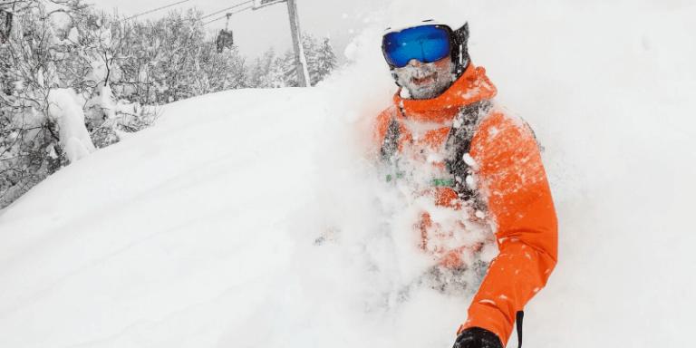 Cómo lavar una chaqueta de esquí