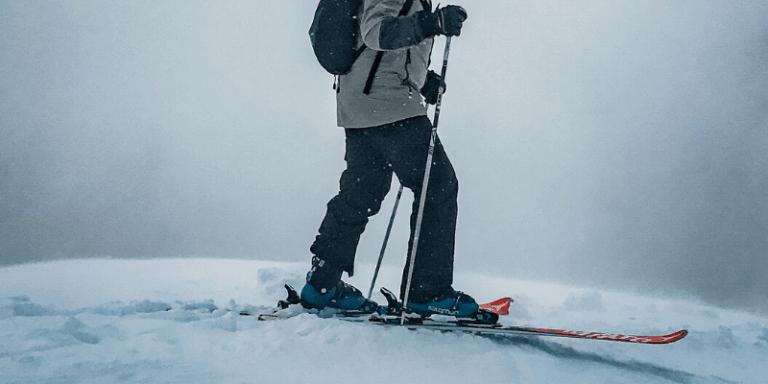 Cómo lavar los pantalones de esquí